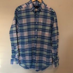 Vineyard Vines classic fit Tucker shirt size M